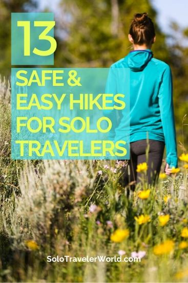 Easy Hikes for Solo Travelers
