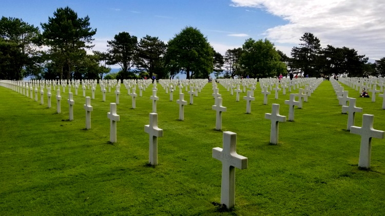 photo, image, american cemetery, normandy