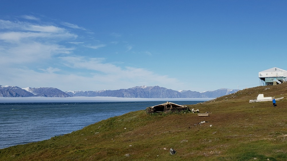 photo, image, pond inlet, solo travel in nunavut