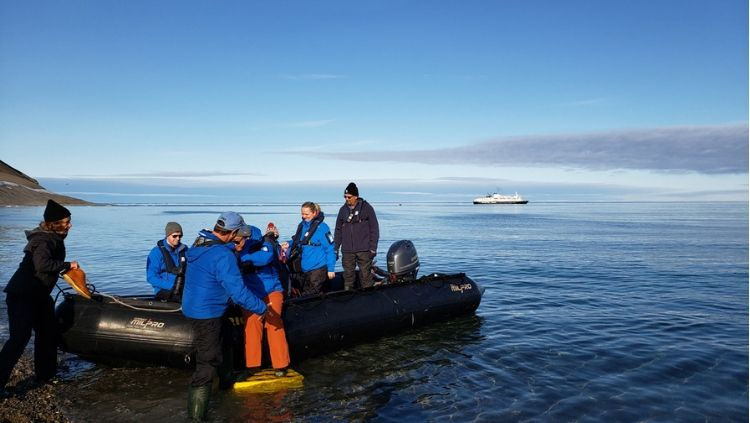 tips arctic expedition
