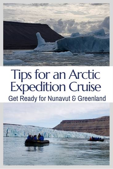 Travel the Arctic. For those who may have questions or concerns about taking a cruise in the Arctic, here are my tips for an Arctic expedition. #arctic #arcticexpedition #arcticcruise