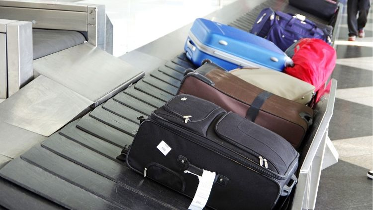 photo, image, luggage carousel, checked baggage