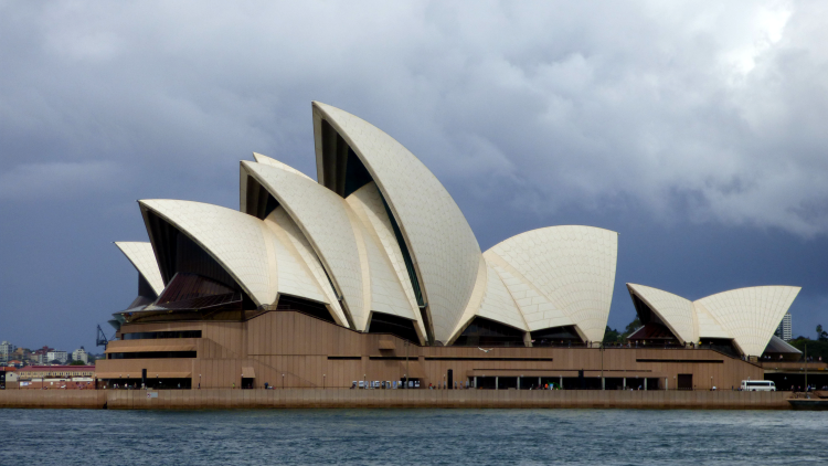 photo, image, sydney opera house