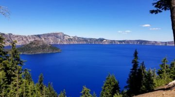 photo, image, crater lake, oregon