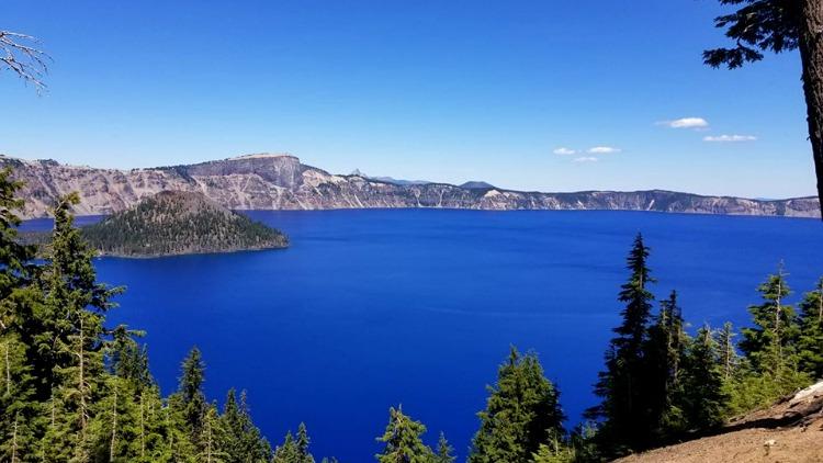 photo, image, crater lake, oregon