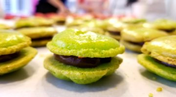 photo, image, macaron, culinary river cruise