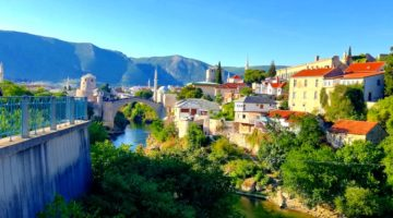 photo, image, mostar, bosnia and herzegovina