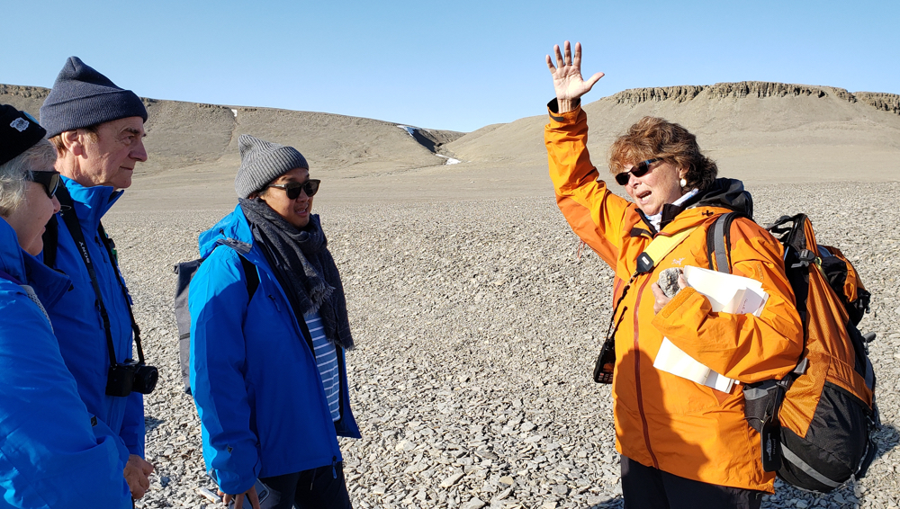 arctic tour, educational travel