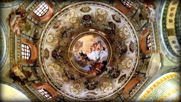 basilica di san vitale, ravenna, italy photos