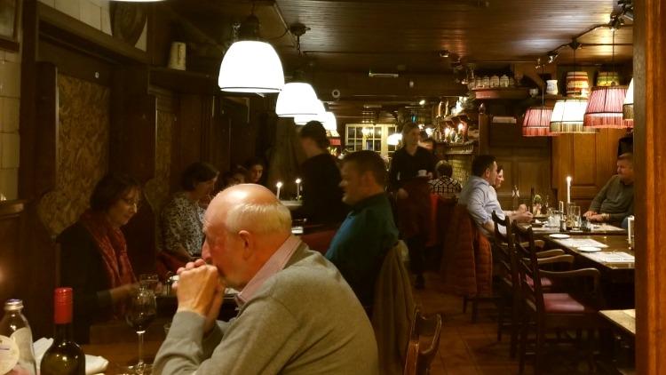haesje claes restaurant, solo in amsterdam