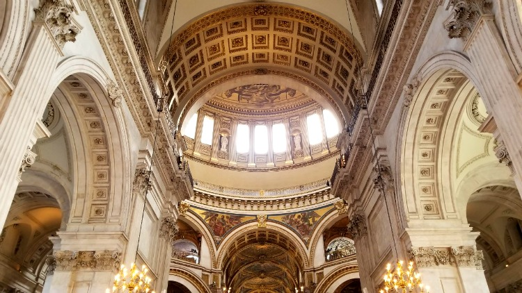 photo, image, st. paul's cathedral, exploring london