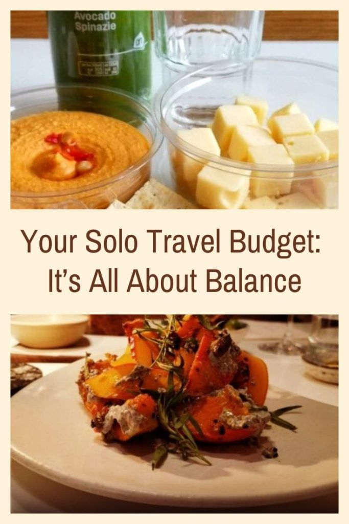 Your Solo Travel Budget: It's All About Balance