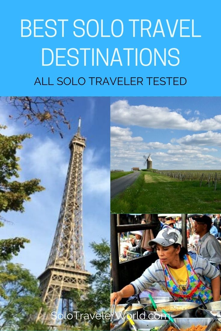 Best Solo Travel Destinations - All Solo-Traveler Tested