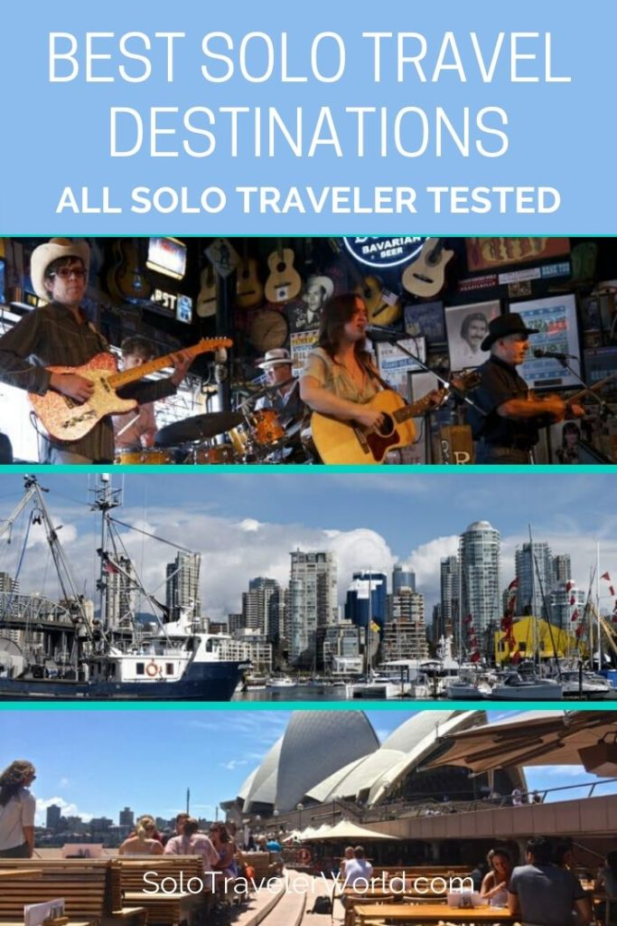 Best Solo Travel Destinations - All Solo Traveler Tested
