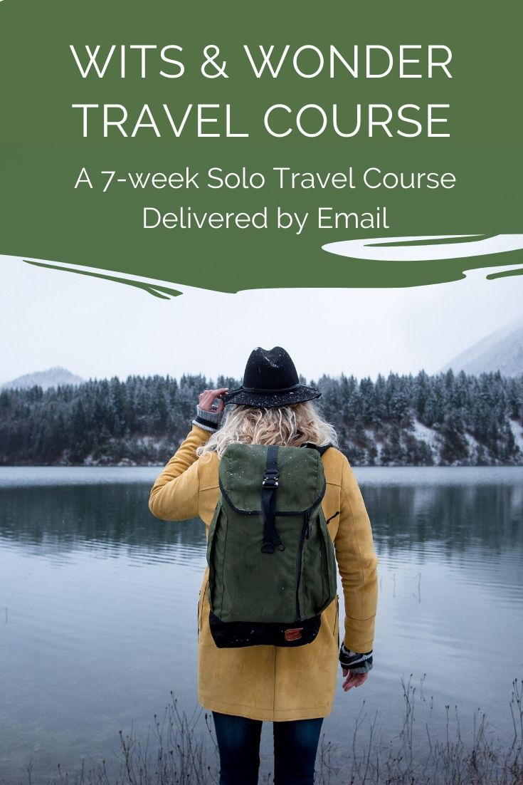 Wits & Wonder Travel Course for Solo Travelers