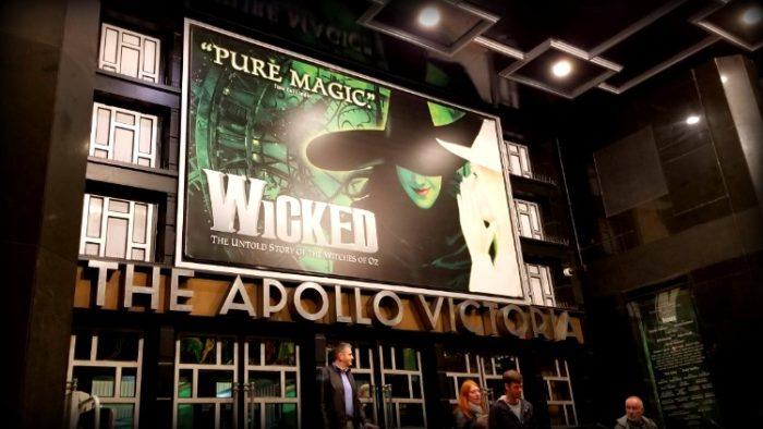 Apollo Victoria Theatre, London