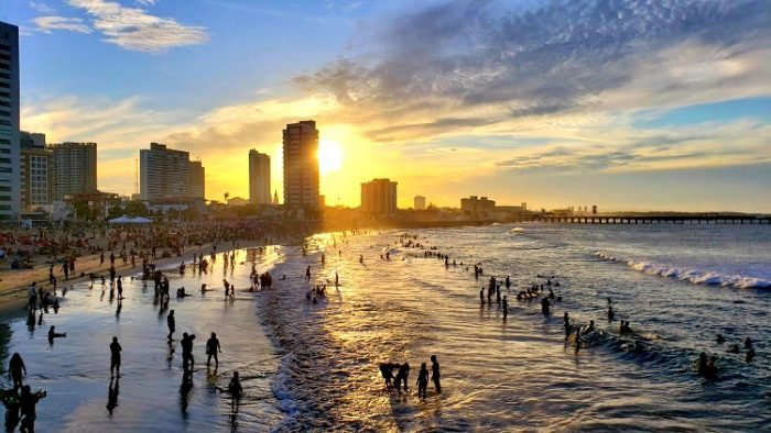 iracema beach, brasil