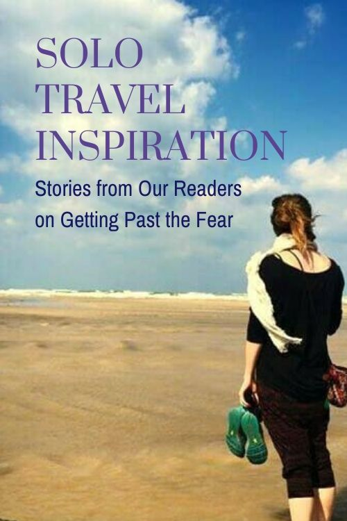 solo travel fear