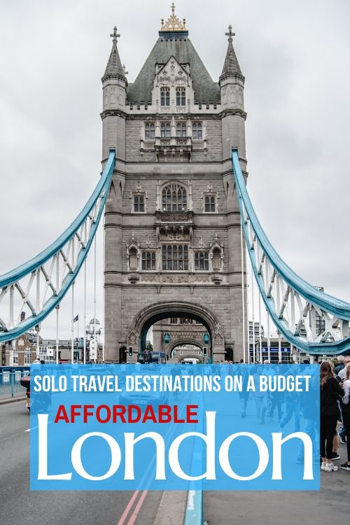 Affordable London.