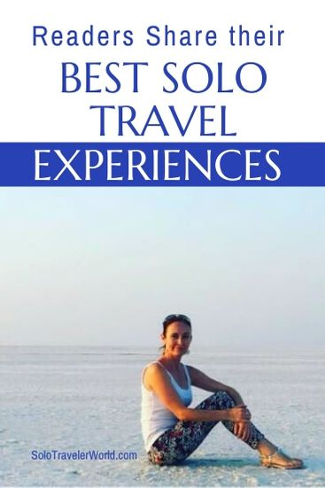 solo travel experiences