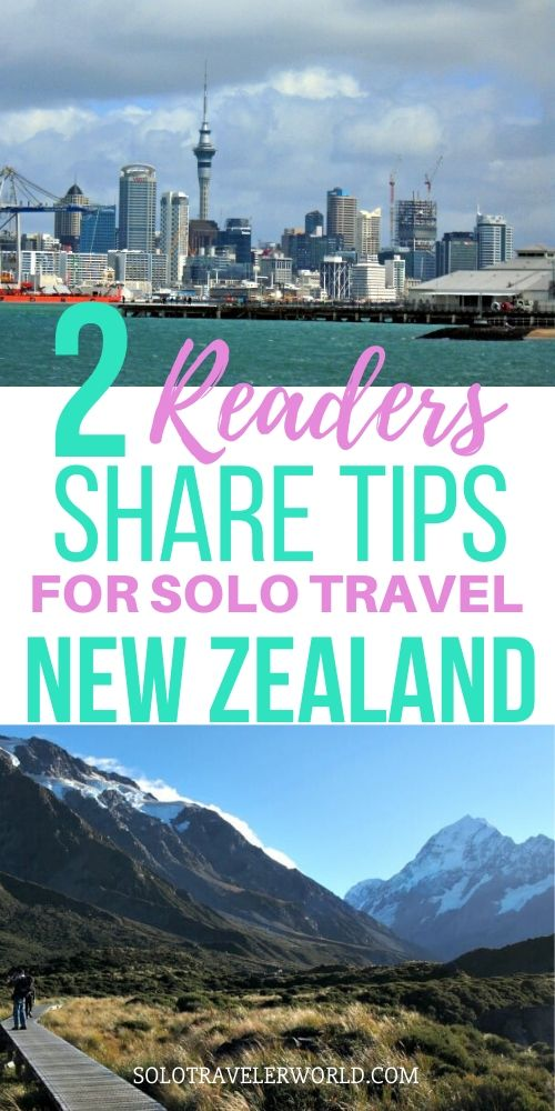 Solo Travel New Zealand