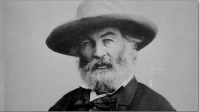 walt whitman, poems about travel