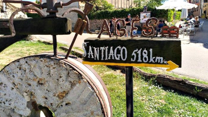 ages, walking the camino