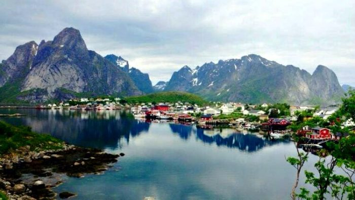 Reine, Norway photos
