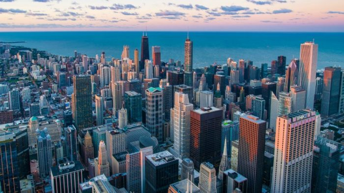 chicago, solo travel to a new city