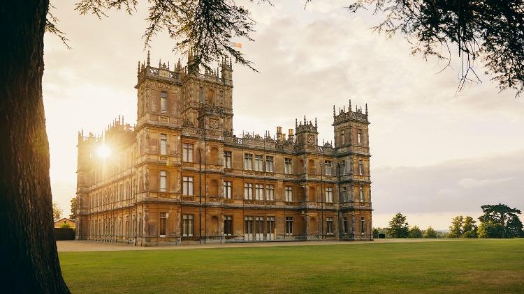 highclere castle, choosing a travel destination