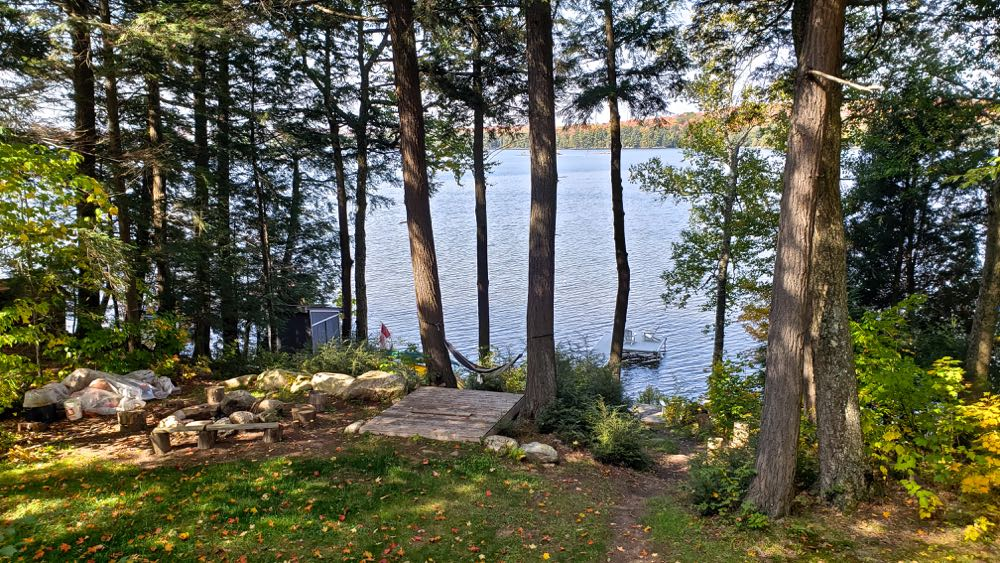 travel to cottage country