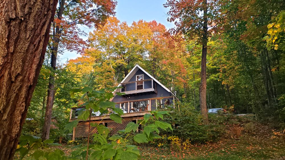 trip to cottage country