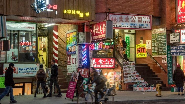 toronto, chinatown