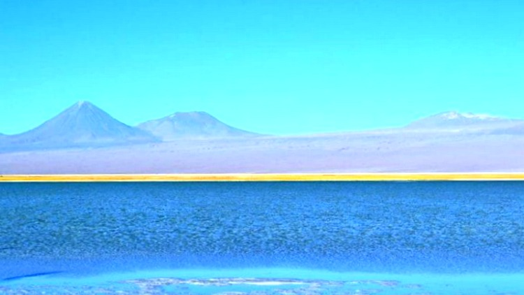 Laguna Tebinquinche, chile photos